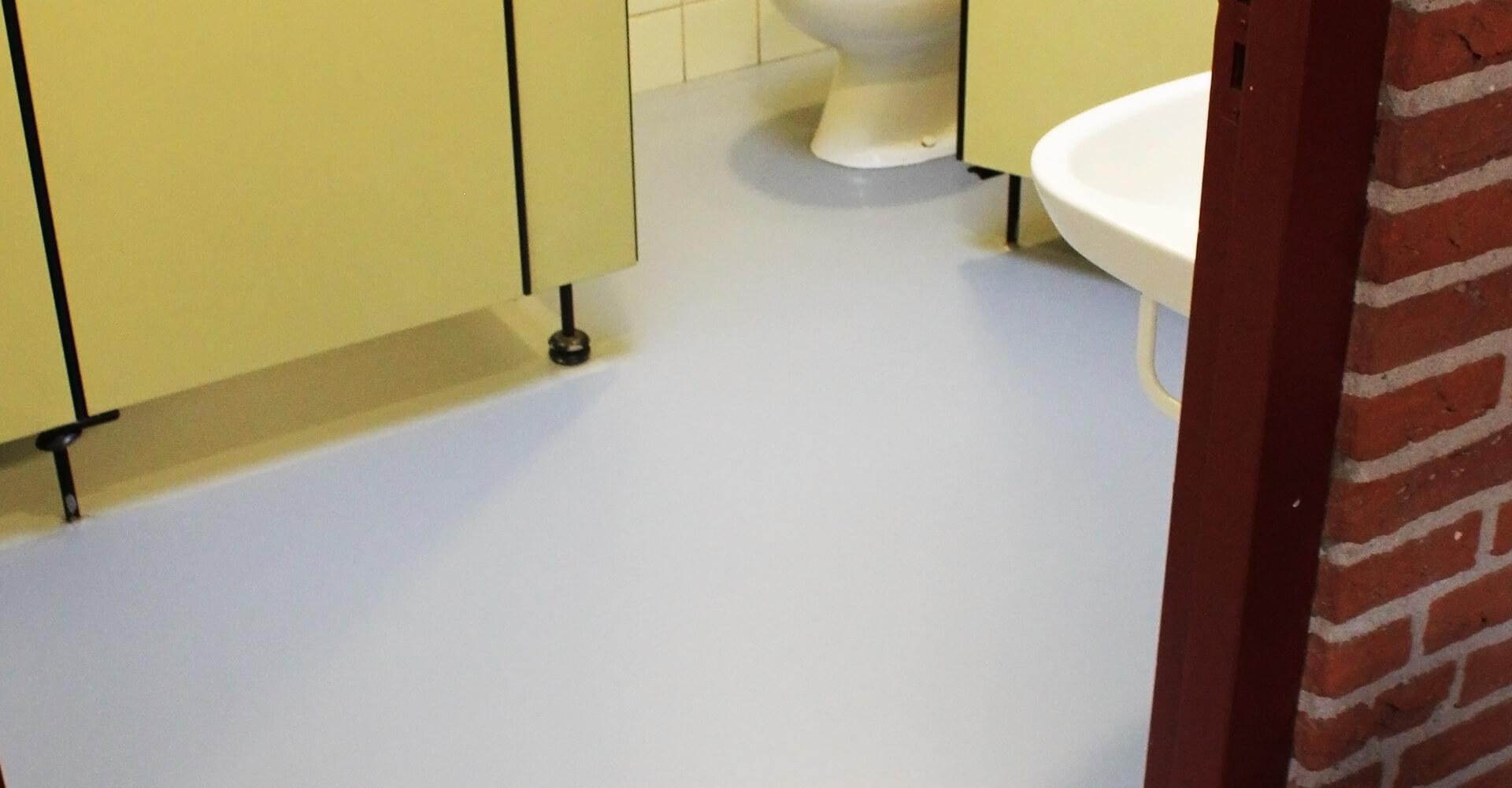 Unicoat Vloeren BV - Kunststofvloeren - Polyurea Vloercoating